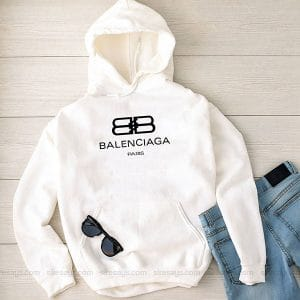Balenciaga Paris Hoodie Custom T shirts Gift for him or her