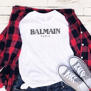 Balmain Dress T Shirt Unisex Hoodie Gift For Men Women
