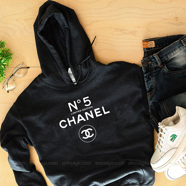 Chanel No 5 Hoodie Custom T Shirts Gift For Him Or Her