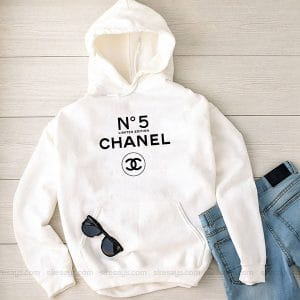 Chanel Number 5 Hoodie Custom T Shirts Gift For Him Or Her
