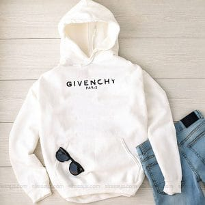 Givenchy Logo Hoodie Custom T Shirts Gift For Him Or Her