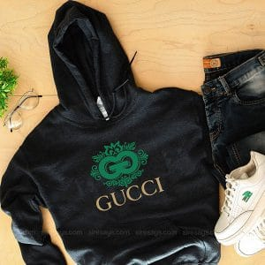 Gucci Snake Logo Hoodie Custom T Shirts Gift For Him Or Her