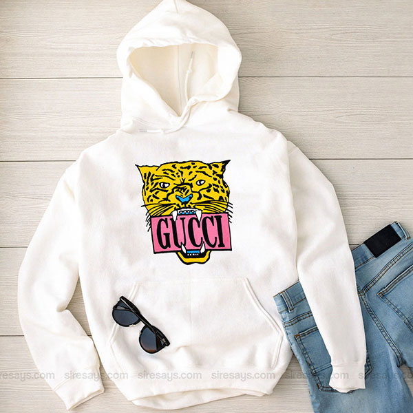 Gucci Tiger Sweater Hoodie Custom T Shirts Gift For Him Or Her
