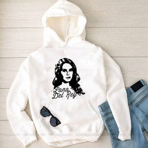 Lana Del Rey Nude Hoodie Custom T Shirts Gift For Him Or Her