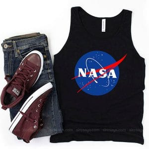 Nasa Tank Top Unisex T Shirt Inspired Sweatshirt