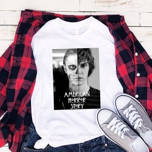 Pepper American Horror Story T Shirt Unisex Hoodie Gift For Men Women