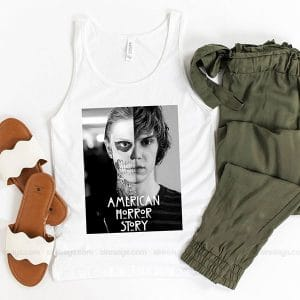 Pepper American Horror Story Tank Top Unisex T Shirt Inspired Sweatshirt