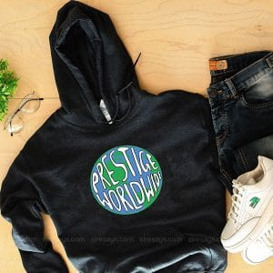 Prestige Worldwide Hoodie Custom T Shirts Gift For Him Or Her