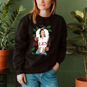 Selena Quintanilla Body Sweatshirt Inspired Crewneck Sweater