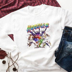 Street Fighter Hoodlab Sweatshirt Inspired Crewneck Sweater