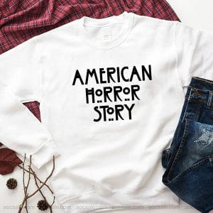 Tate American Horror Story Sweatshirt Inspired Crewneck Sweater