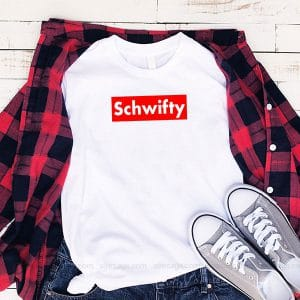 Time To Get Schwifty T Shirt Unisex Hoodie Gift For Men Women