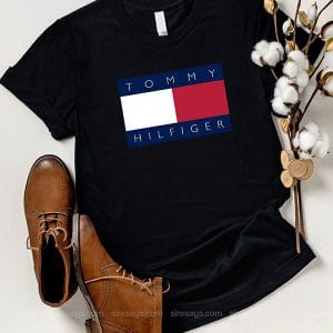 Tommy Hilfiger T Shirt Unisex Hoodie Gift For Men Women